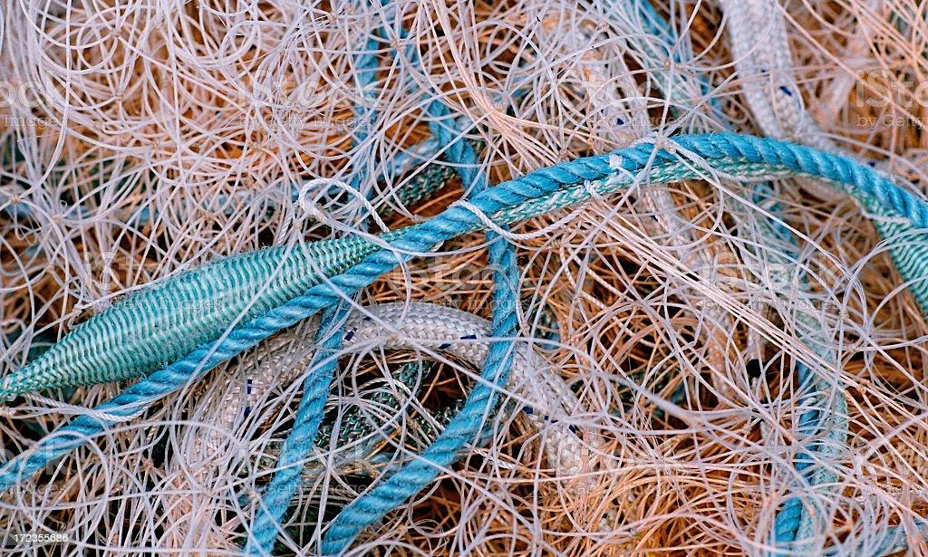 Fishing Line royalty-free stock photo