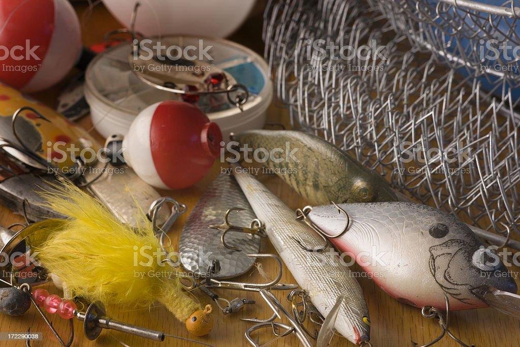 Fishing Season Hz royalty-free stock photo