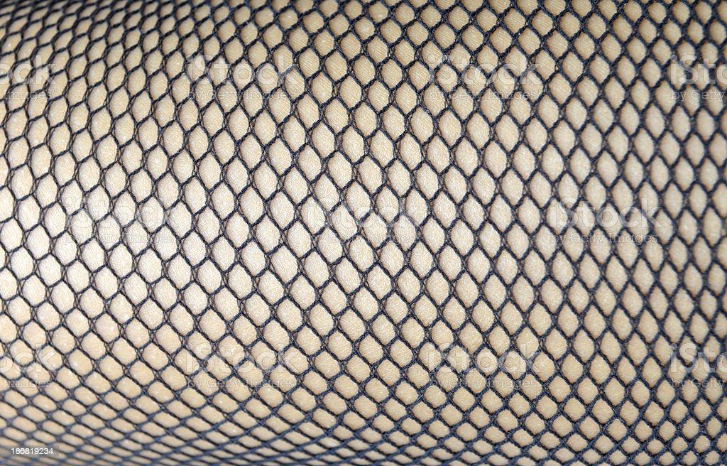 Fishnet Leggings Background (XXXL) stock photo