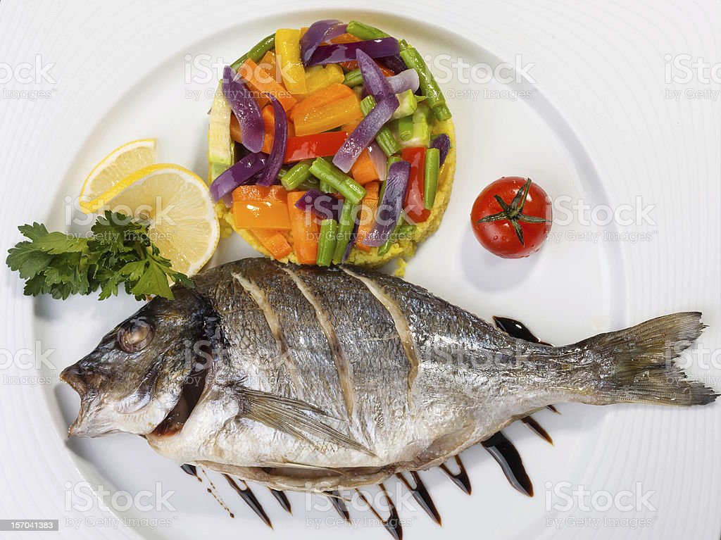 fishplate stock photo