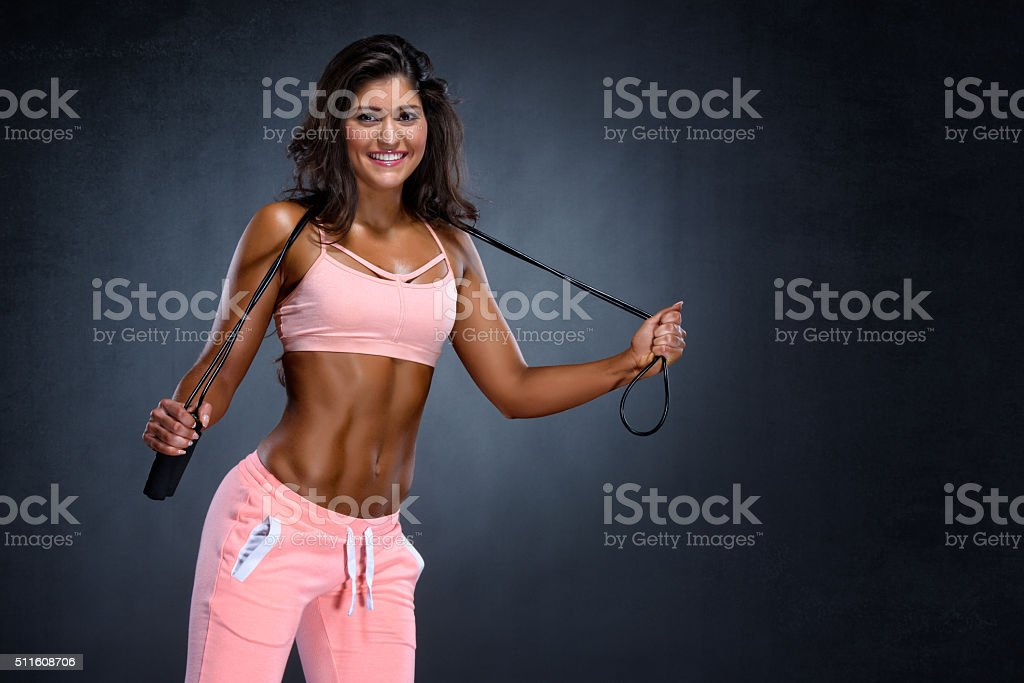Fit And Healthy stock photo