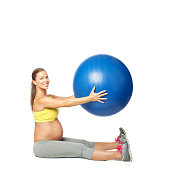 Fit mother to be