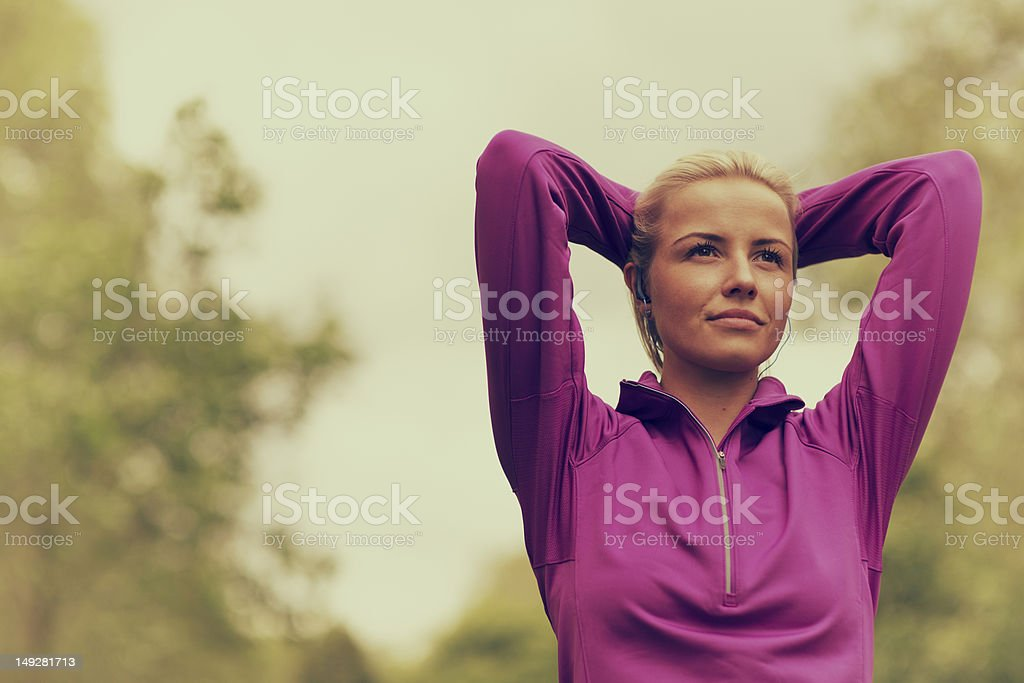 Fit royalty-free stock photo