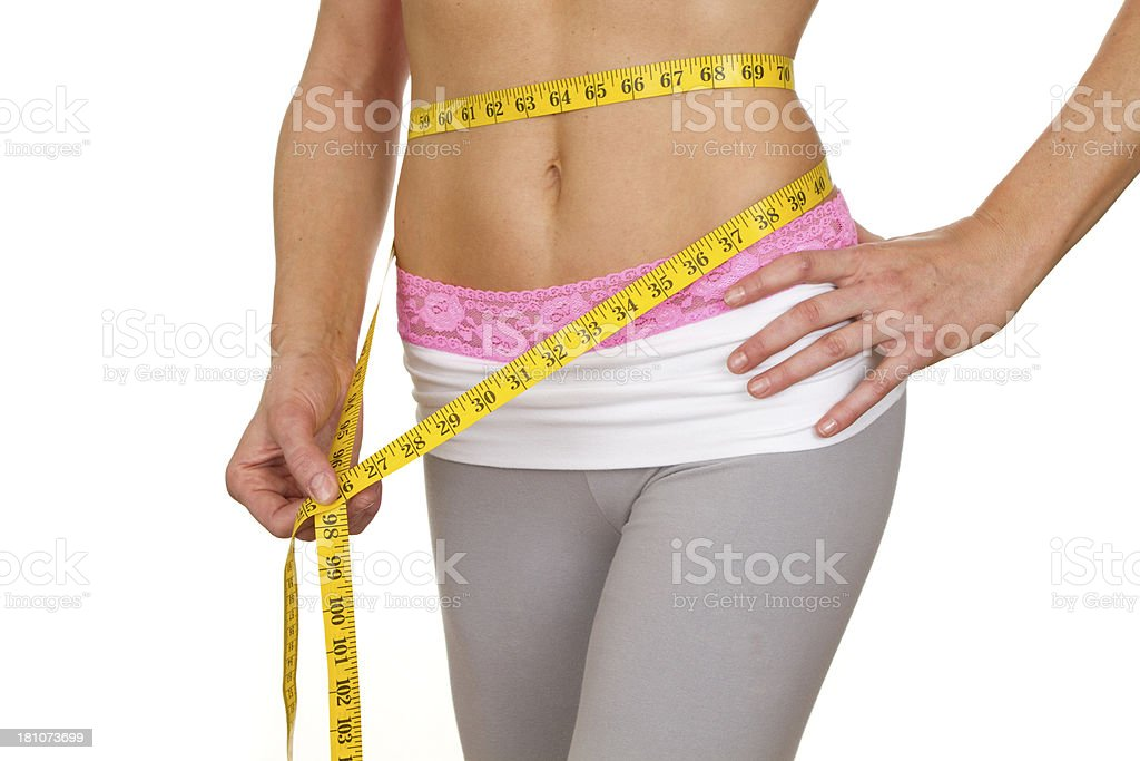 fit torso royalty-free stock photo
