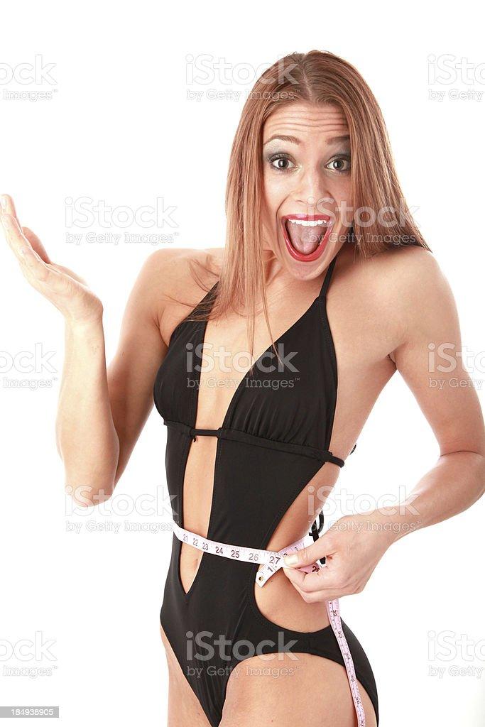 fit mujer foto de stock libre de derechos