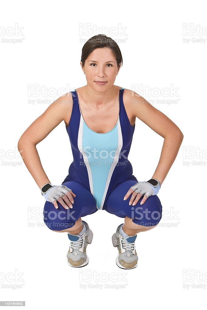 Fitness break royalty-free stock photo