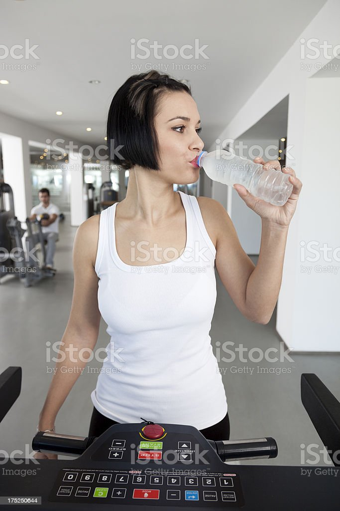 fitness center royalty-free stock photo