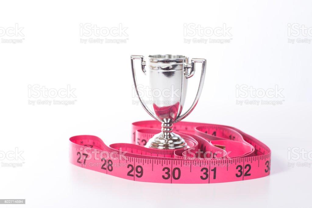 Fitness championship concept stock photo