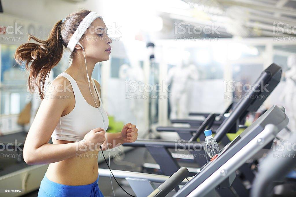 Fitness club royalty-free stock photo