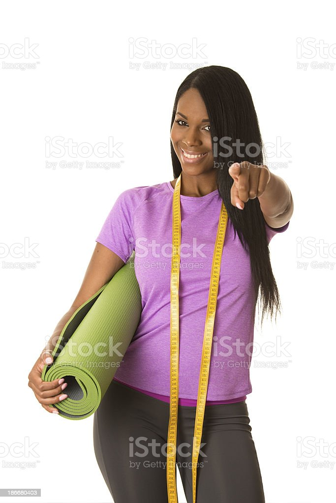 fitness concept royalty-free stock photo
