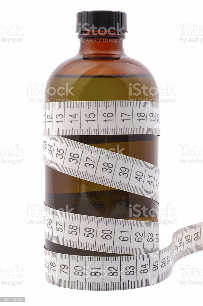 Fitness Diet Abstract stock photo