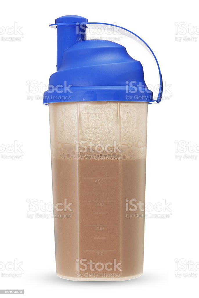 fitness drink royalty-free stock photo