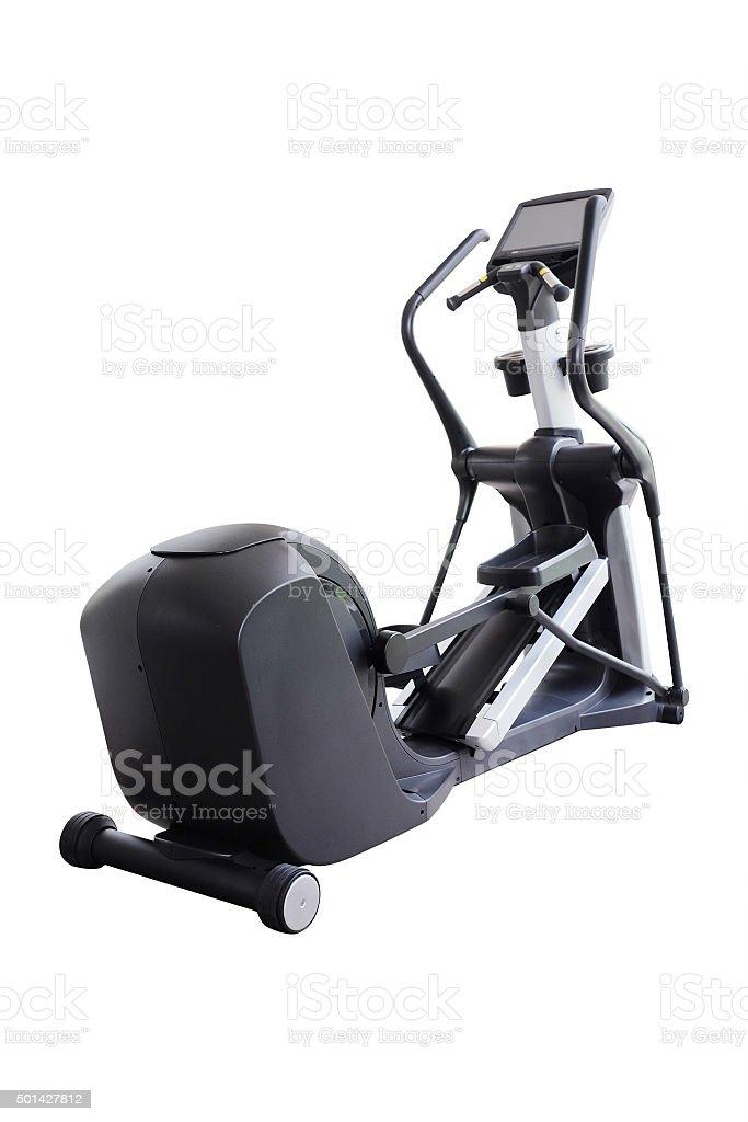 fitness equipment stock photo