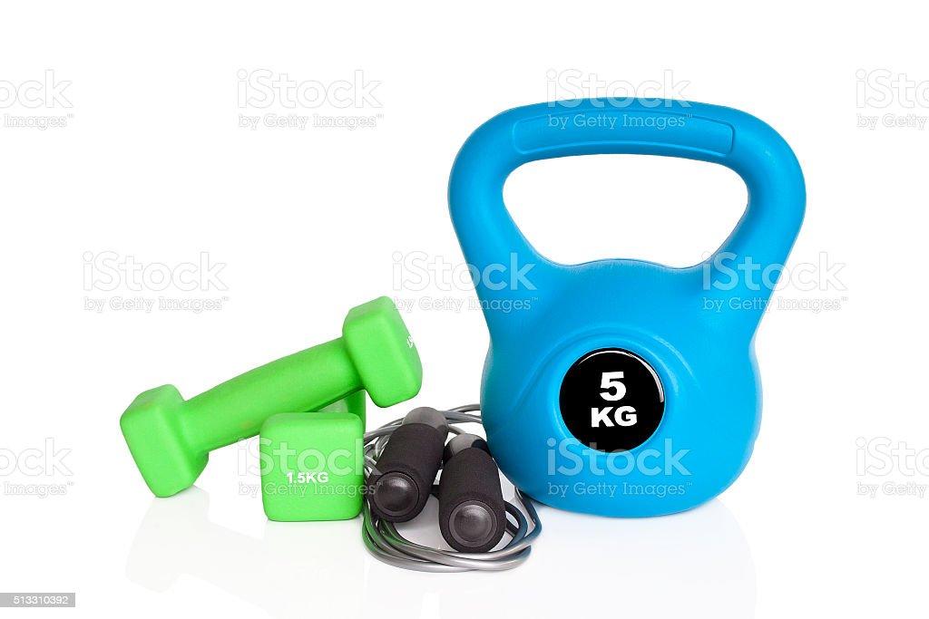 Fitness-Ausstattung – Foto