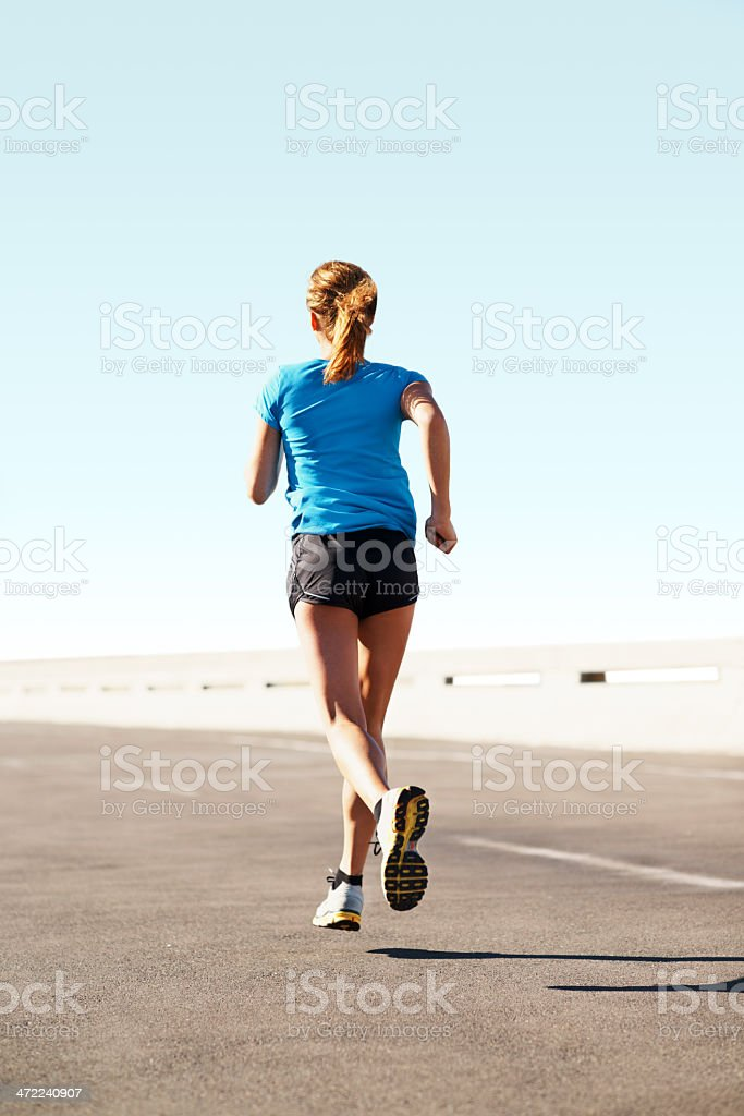 Fitness for life royalty-free stock photo