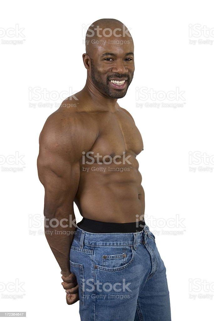 Fitness, Standing stock photo