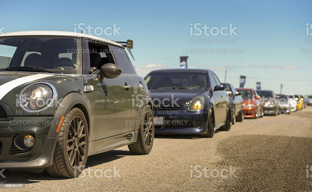 Fitted Weekend in Toronto royalty-free stock photo