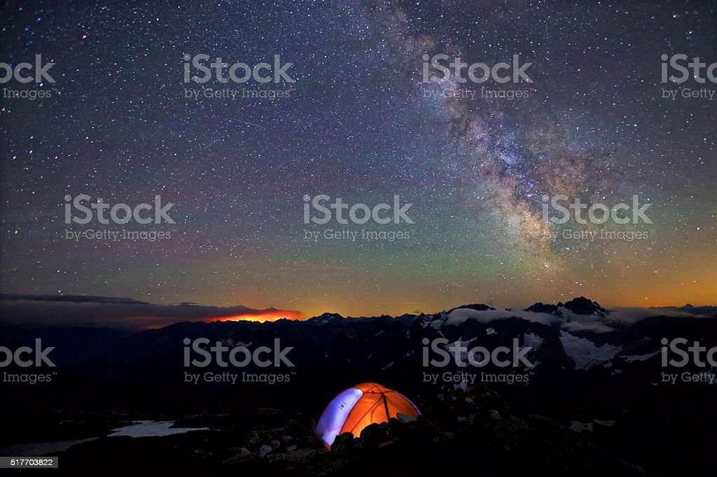 Five billion stars hotel stock photo