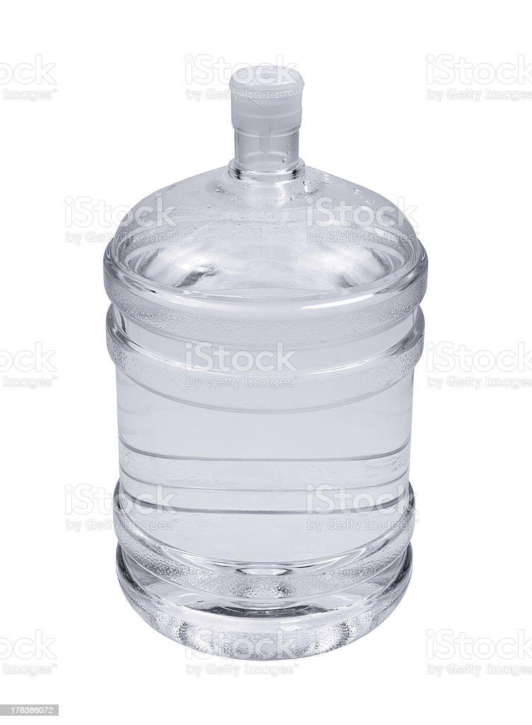 Five Gallon Water Jug stock photo