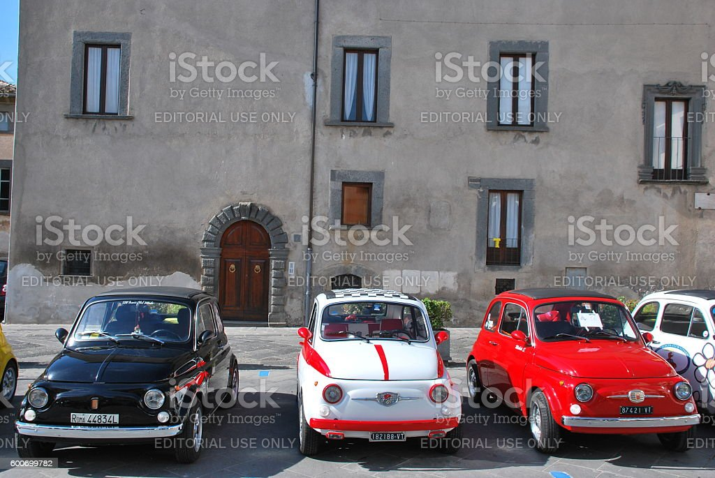 Five Hundred Classic stock photo