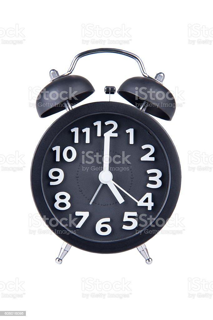 Five O'clock stock photo