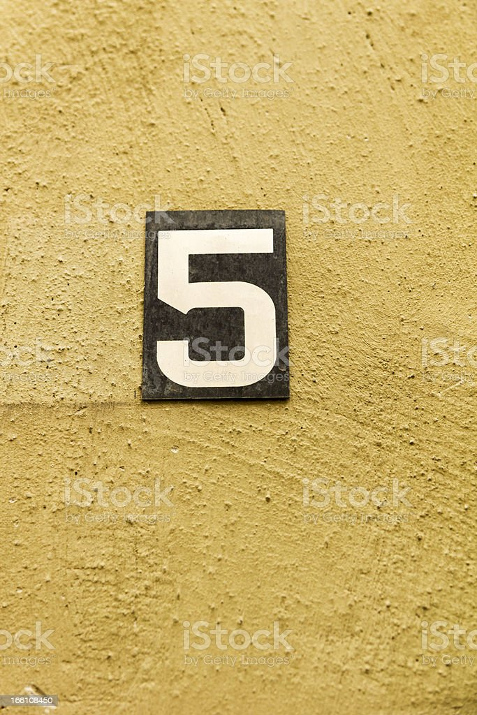 Five royalty-free stock photo