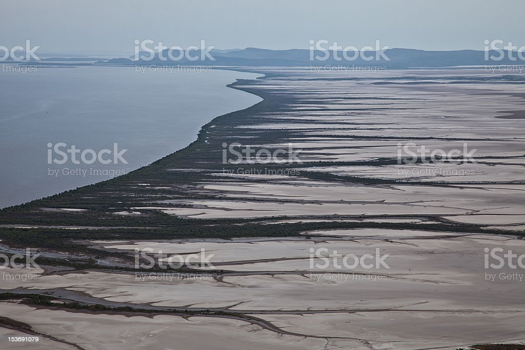 Five Rivers stock photo