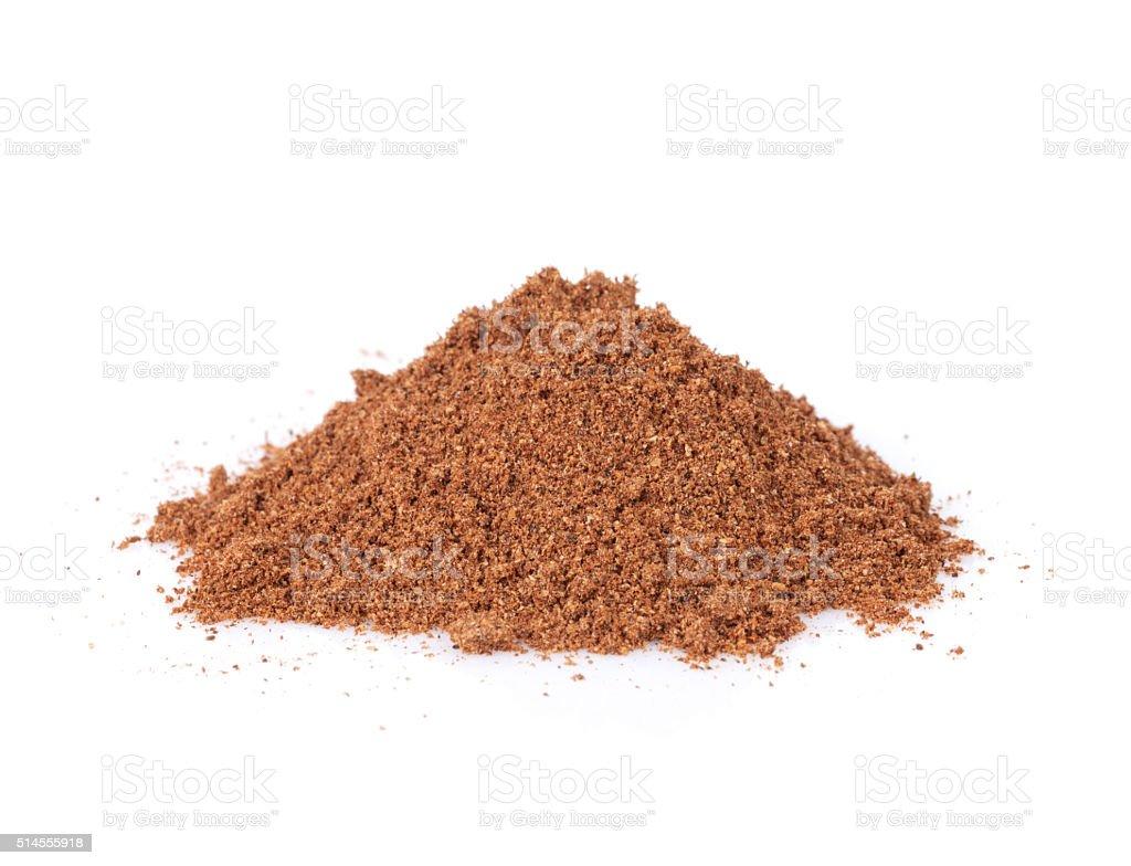 Five spice powder stock photo