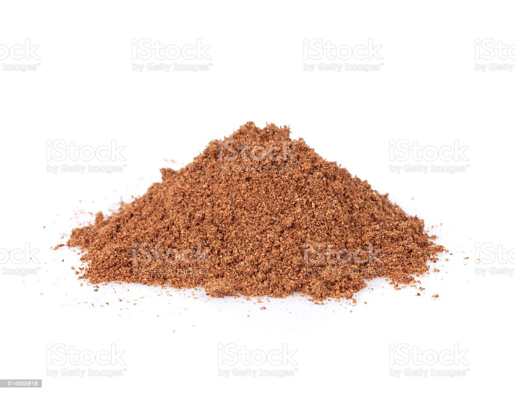 Five spice powder stock photo