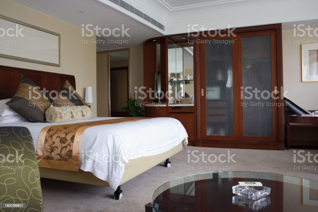 Five Star room royalty-free stock photo