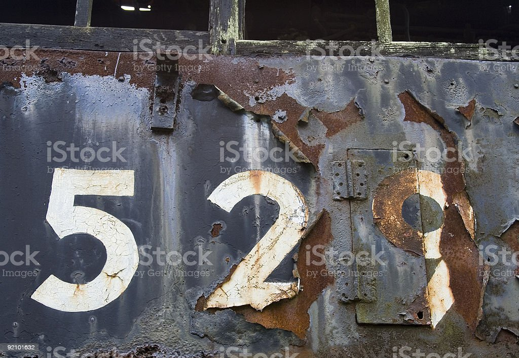 Five Two Nine stock photo