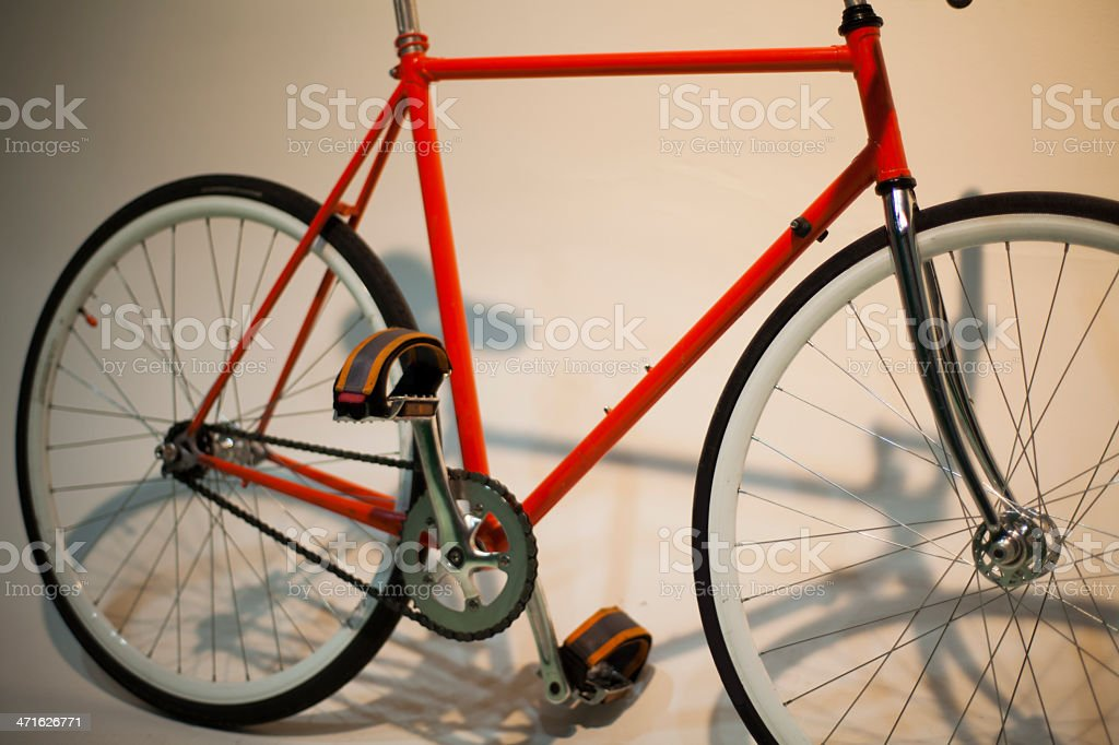 Fixie Bike royalty-free stock photo