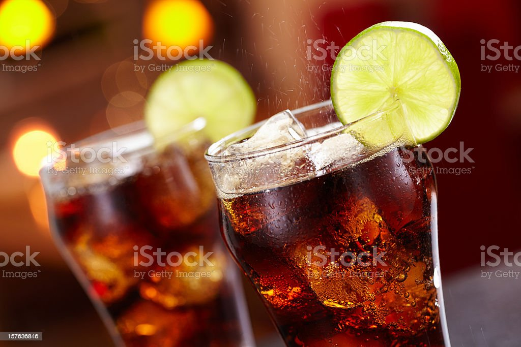 Fizz stock photo