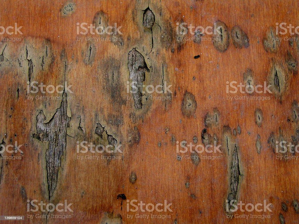 flacked paint on wood stock photo