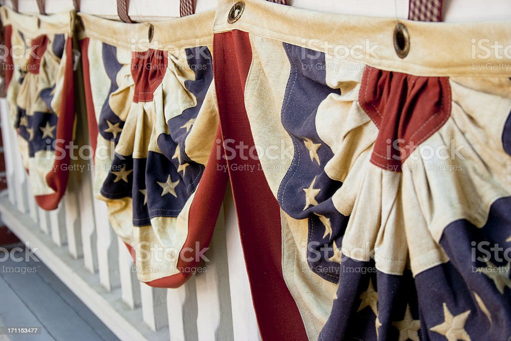 Flag Day stock photo