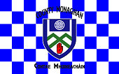 Flag of County Monaghan is a county in Ireland