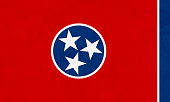 Flag Of Tennessee (U.S. state)