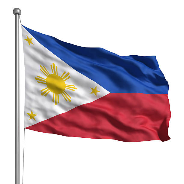 Philippines flag pictures images and stock photos istock - Philippine flag images ...