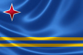 Flag of the Republic of Aruba