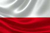 Flag of the Republic of Poland