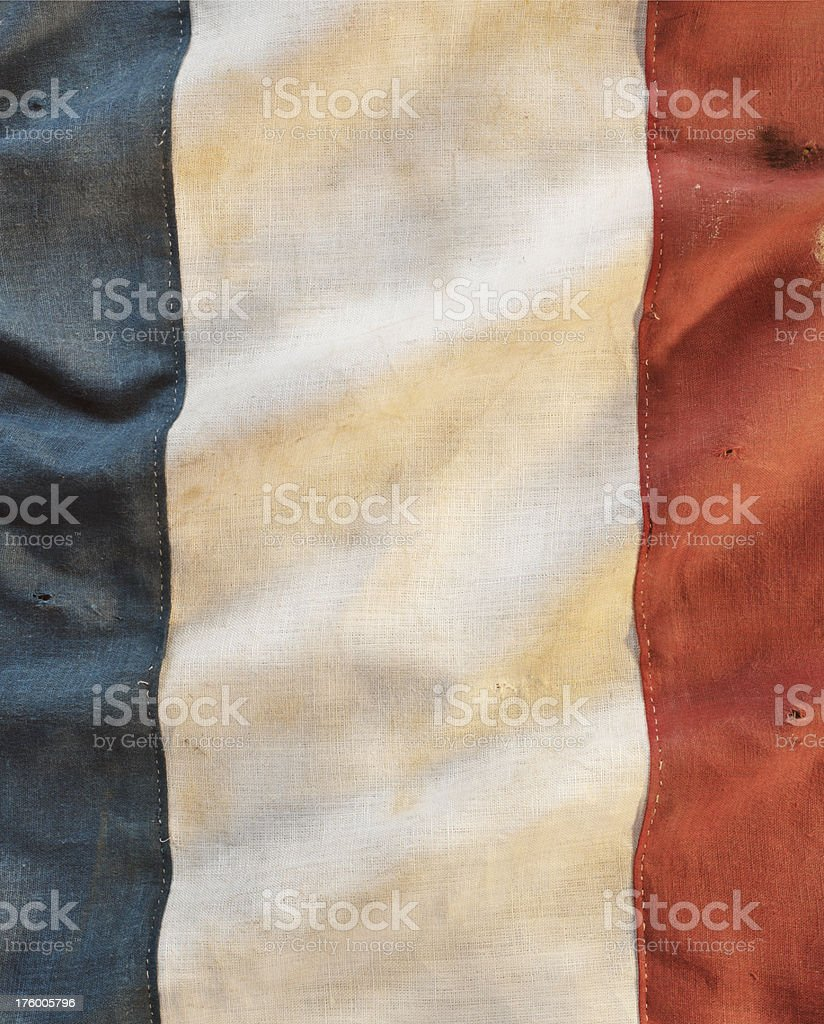Flag or Banner Background in Red, White and Blue stock photo