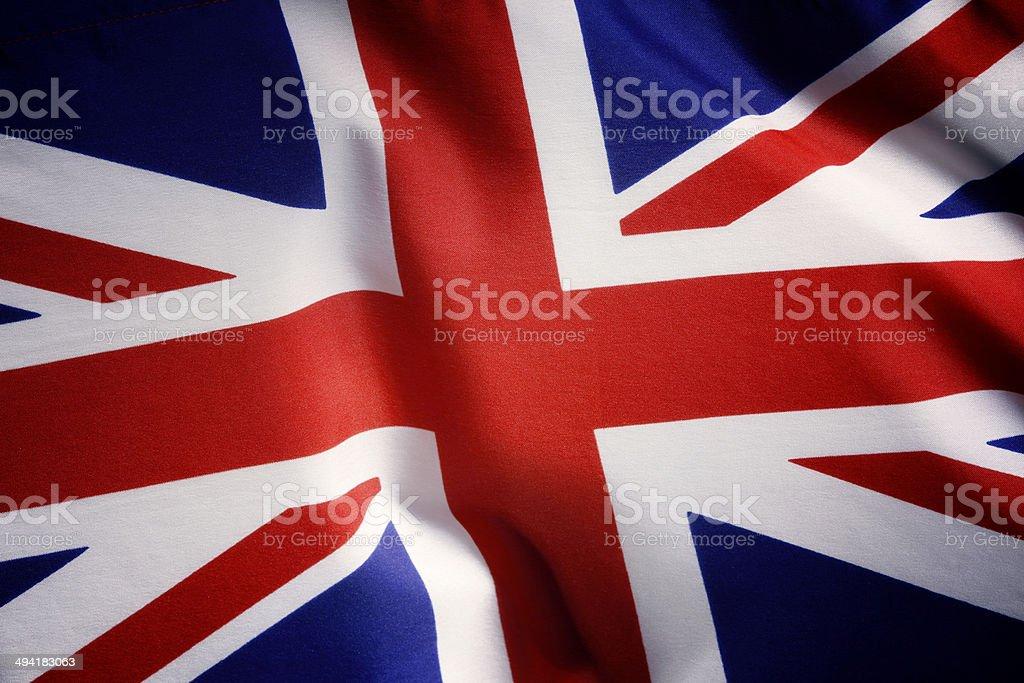 Flag stock photo