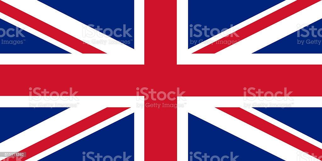 UK Flag Union Jack stock photo