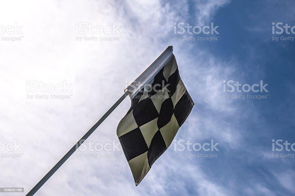 Flagging stock photo
