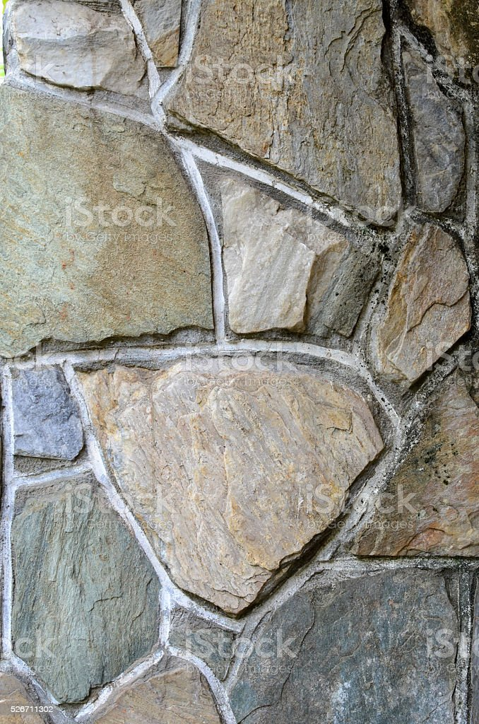 Flagstone stock photo