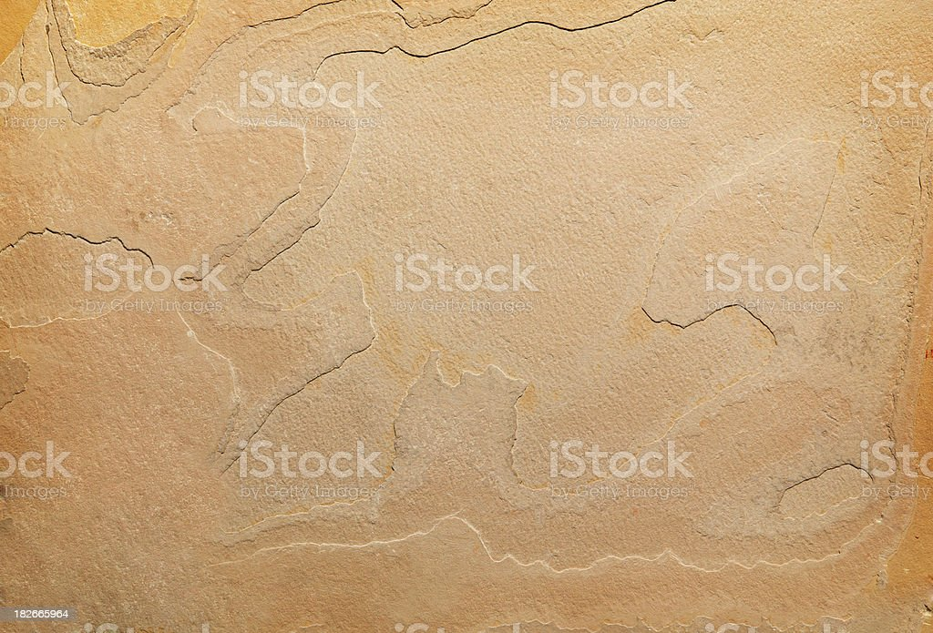 Flagstone Surface royalty-free stock photo