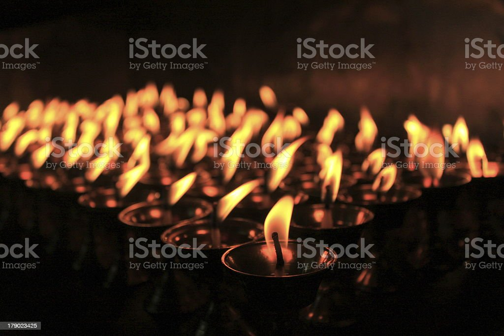 Flames of Desire royalty-free stock photo