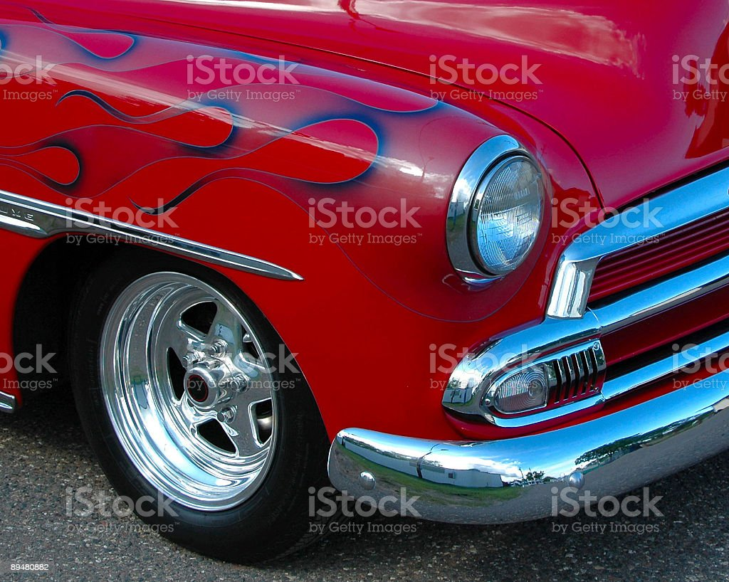 Flames Too royalty-free stock photo