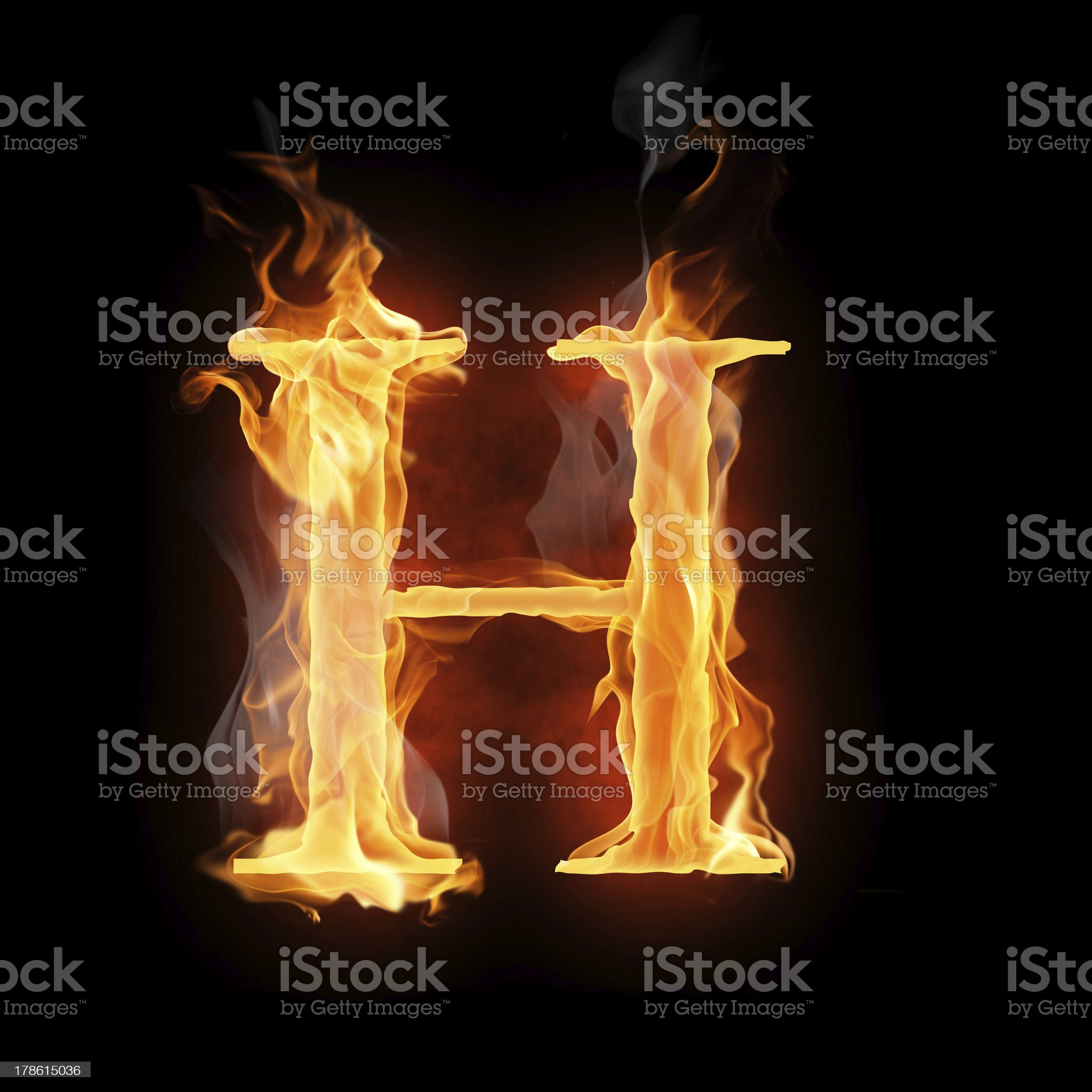 flamy symbol royalty-free stock photo