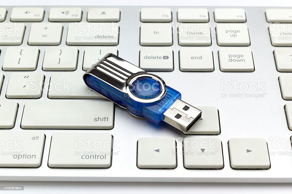 USB flash drive03 stock photo